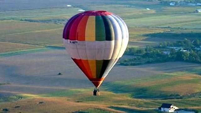 zbor-balon